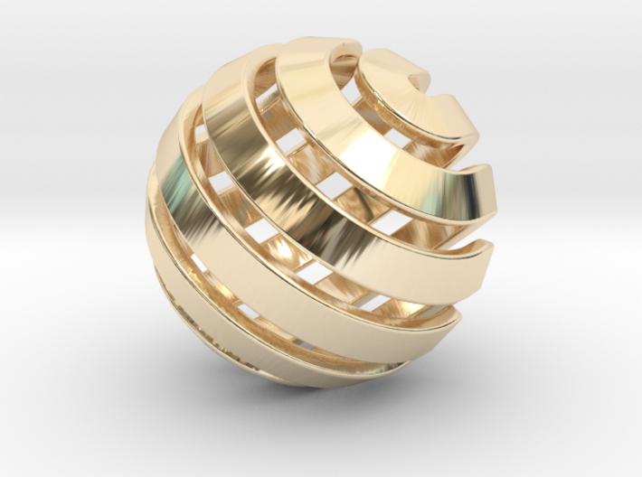 Ball-14-3 3d printed