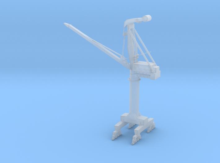 Small PHB Crane 3d printed