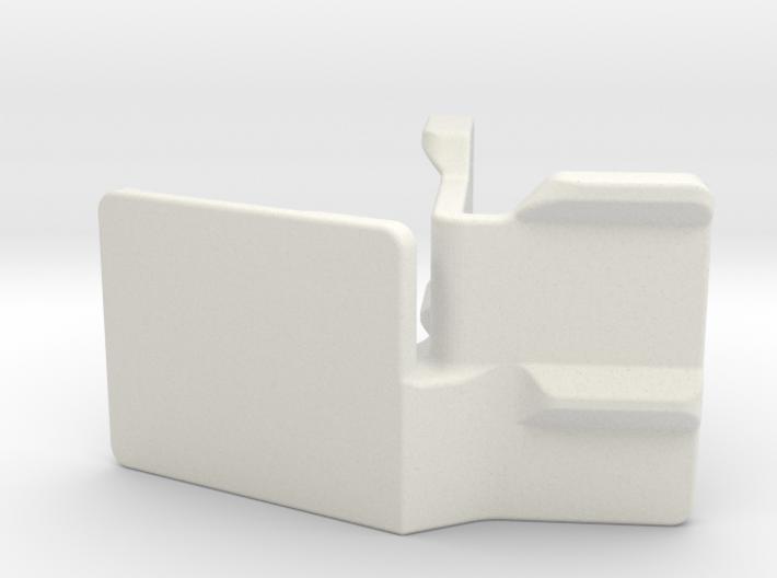Gopro L-Mount (25 degrees) 3d printed