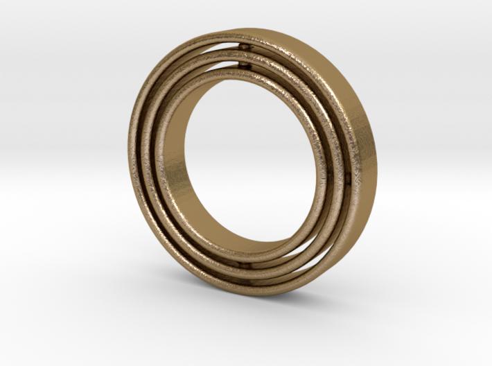 Ring Gyroscope 3d printed