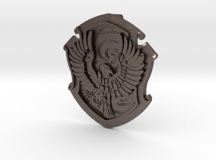 Ravenclaw Pendant SMALL - without H 3d printed