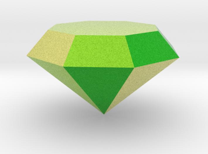 $200 Emerald 3d printed