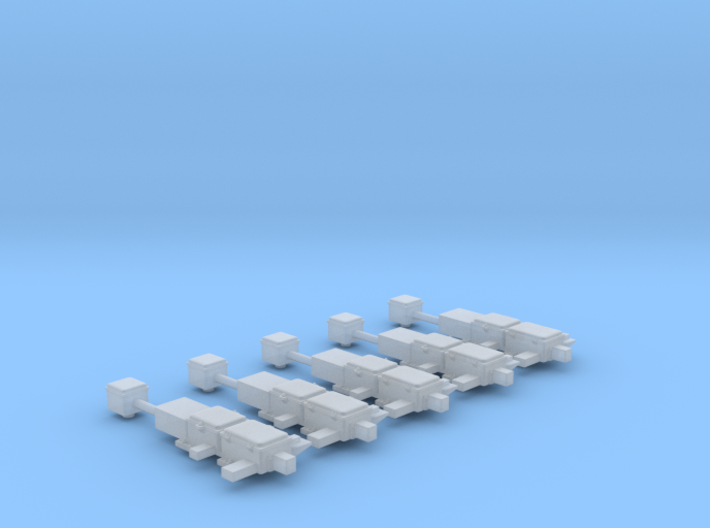 N Scale Switch Machines (5) M3 3d printed