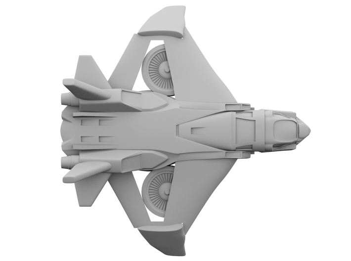500_Ave_Quinjet [x1] [H] 3d printed