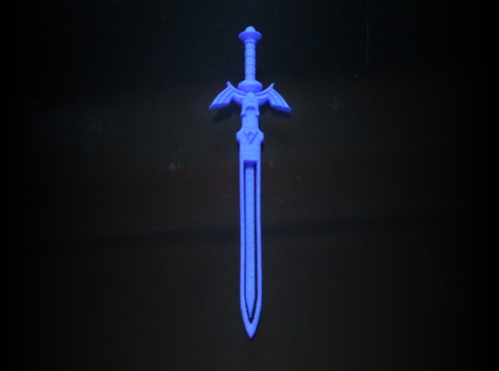 Zelda Master Sword Bookmark 3d printed