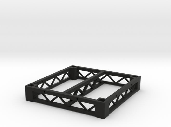 1:25 Platform 3x3, frame only 3d printed