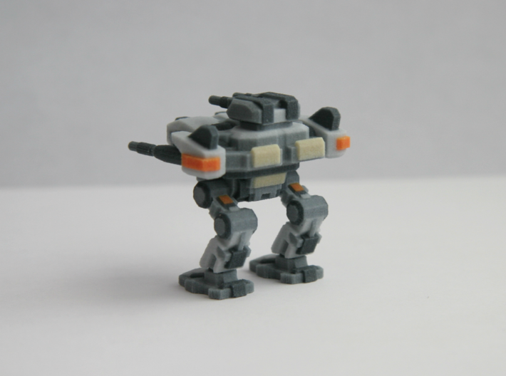 """Kayato"" Warmech 10mm (Available in color!) 3d printed"