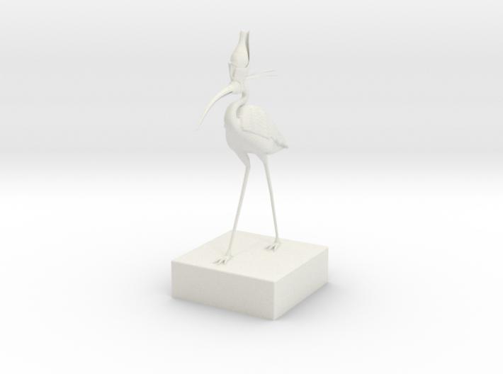 Egyptian Ibis 3d printed
