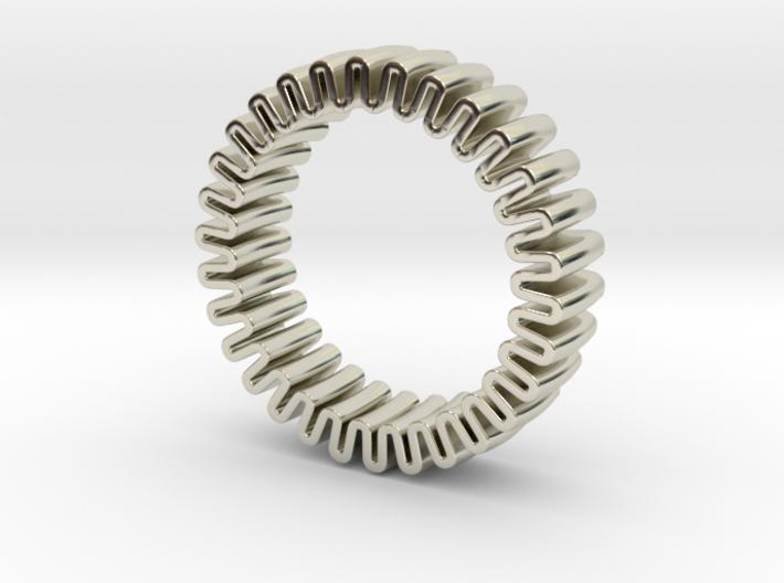 MYTO U // Mitochondria Ring 3d printed