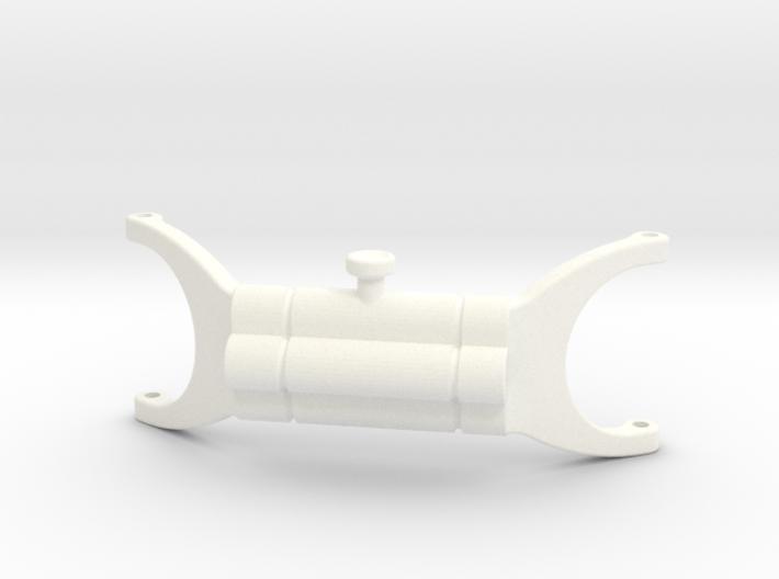 Barrel Latch 3d printed