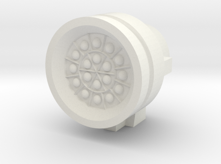 Missile Pod - Large Round 3d printed