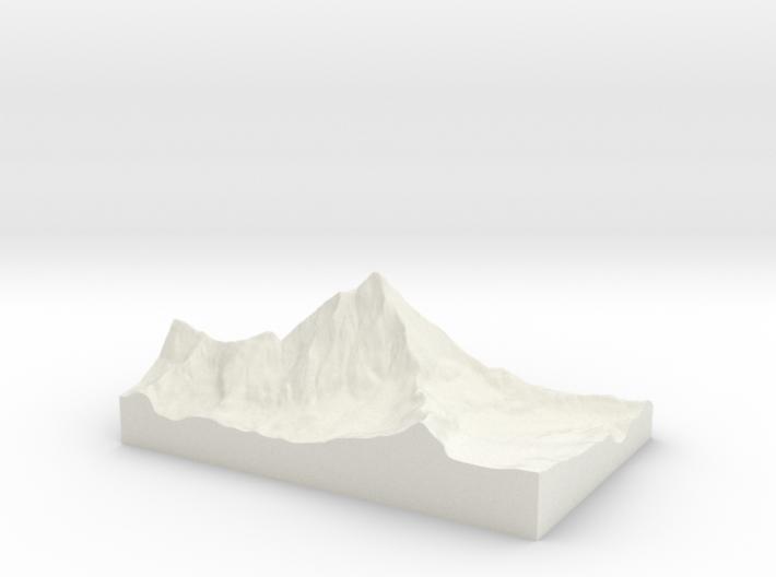 Summit 4478 3d printed