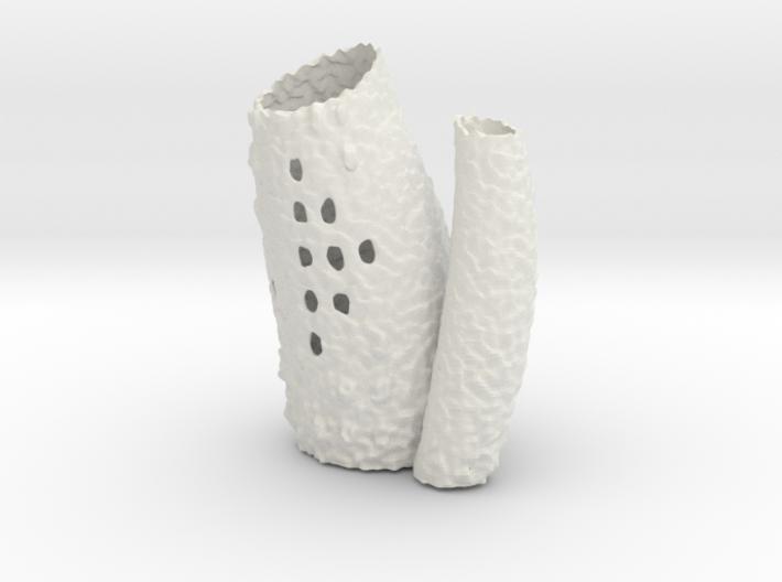 Porifera Vase / Holder - Small 3d printed