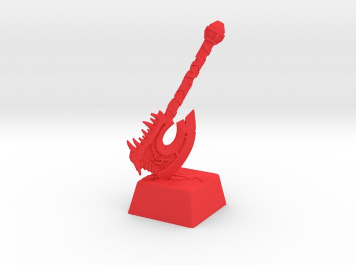 Gorehowl Cherry MX Short Keycap 3d printed