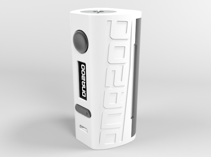 DNA200 mixNmatch 3d printed Rendered combination