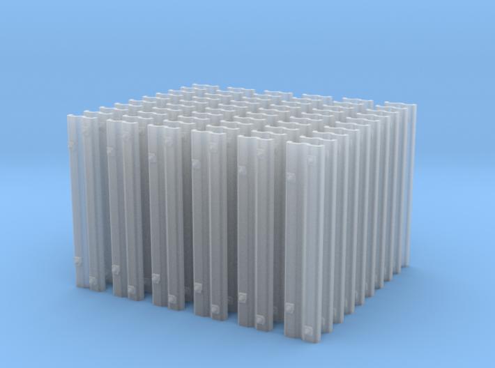 60 Rillenschwellen 0f für Peco c.60 3d printed