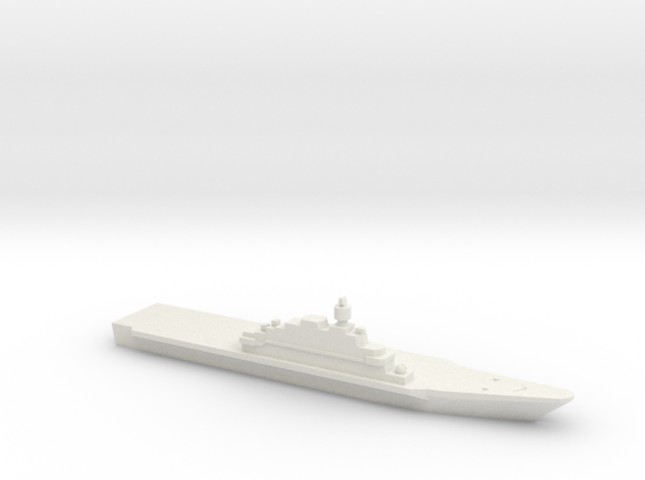 Project 11780 LHD, 1/2400 3d printed