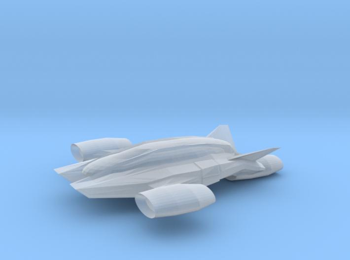 Luxury VTOL 3d printed