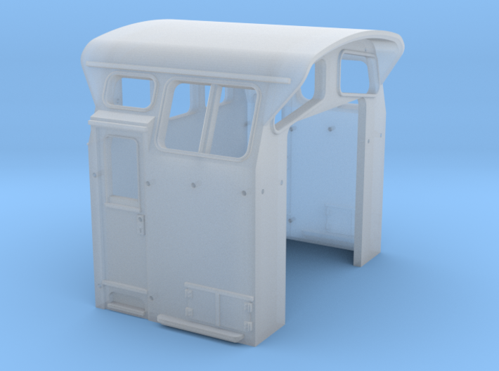 V36 der AKN Spur H0 Umbau Roco 3d printed