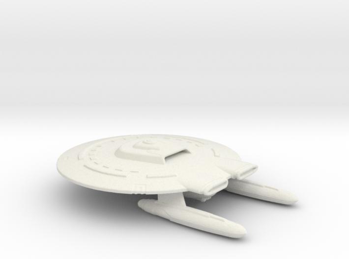 USS GLADIATOR 3d printed