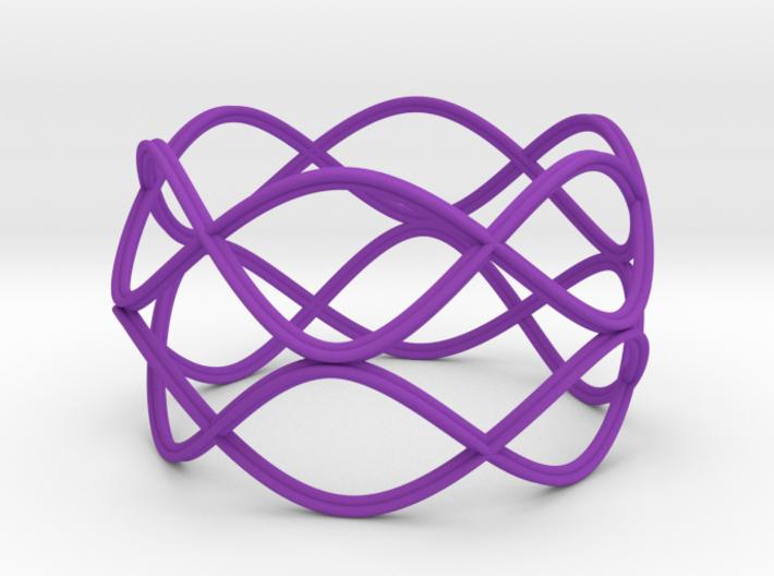 Nordic Bracelet 3d printed