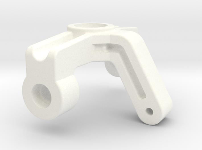 Ten4 Steering Block-Left 3d printed