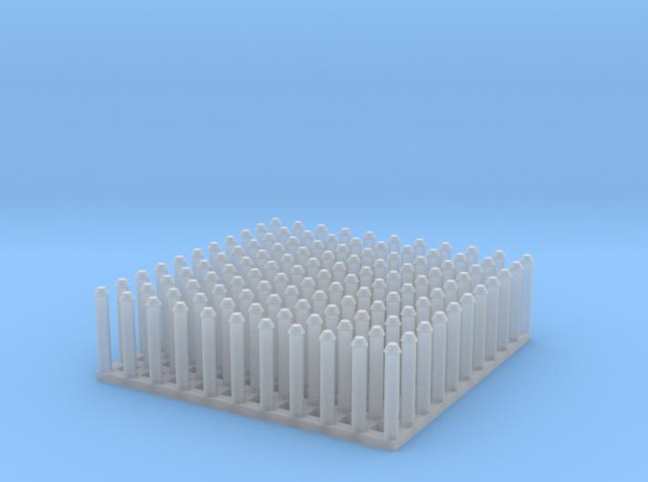 "1:24 Conical Rivet Set (Size: 0.625"") 3d printed"