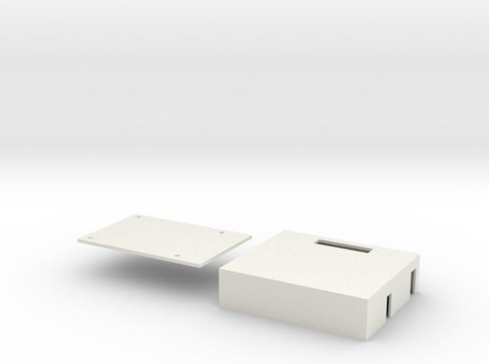 Hitec MG82 Server Tray - Left 3d printed
