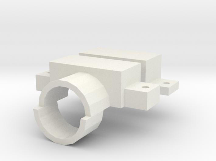 FX-61 Phantom Mobius Camera Remote Lens Tray 3d printed