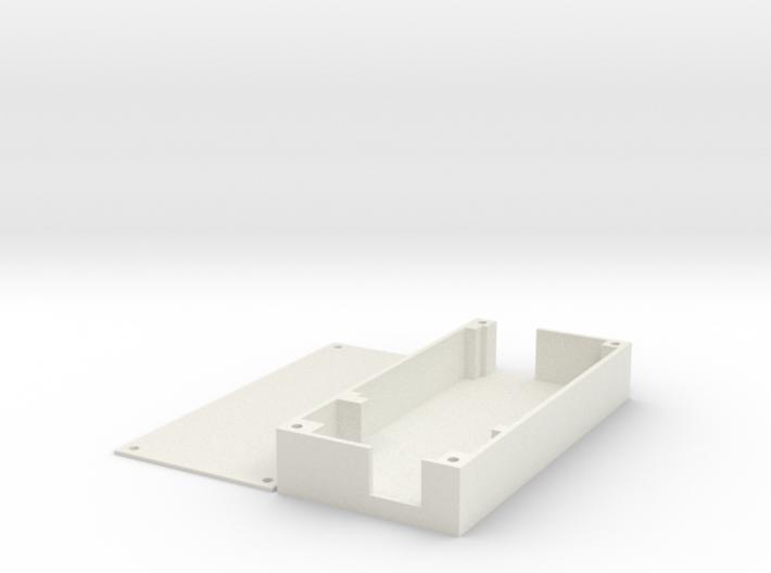 EZUHF 8ch Lite Receiver Tray 3d printed