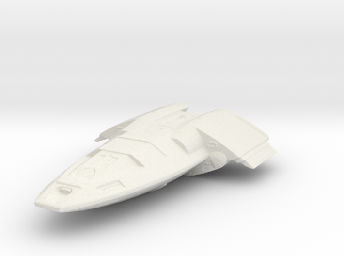 Fighter Shuttle 3d printed