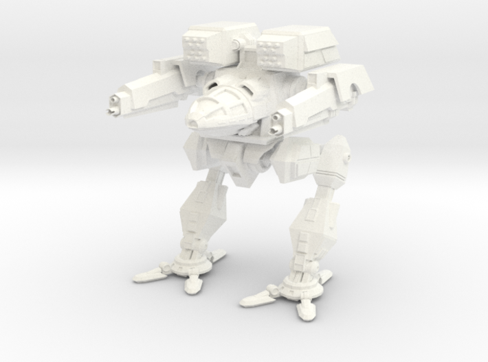 Madcat Mk II 3d printed