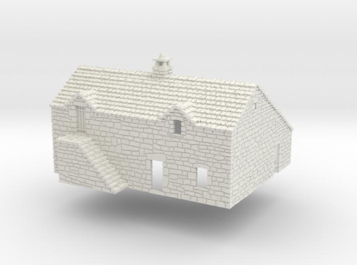 NvML04 Cevennes Village 3d printed