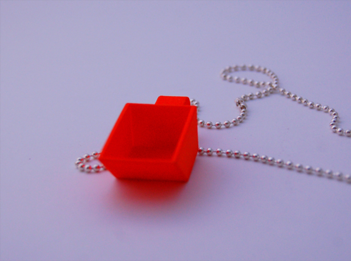 Pendant Tablespoon 1/2 Tbs 3d printed