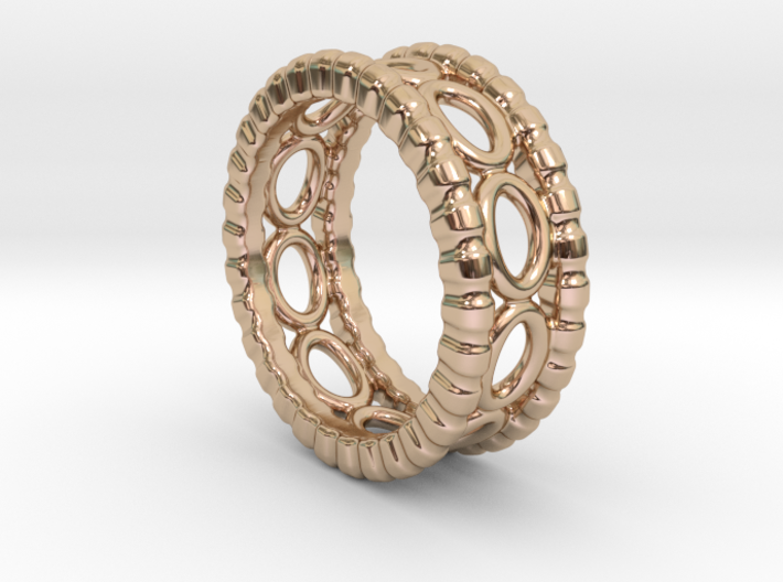 Ring Ring 33 - Italian Size 33 3d printed
