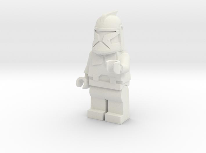 Clone Trooper 3d printed