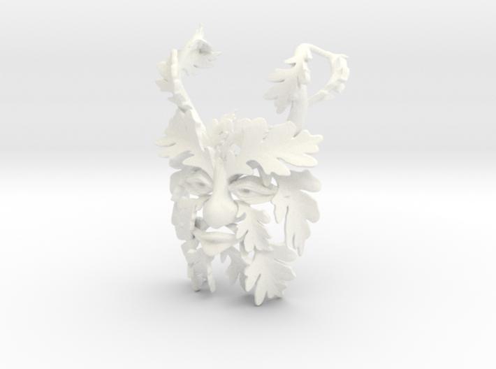 Greenman V3 Fixed 3d printed