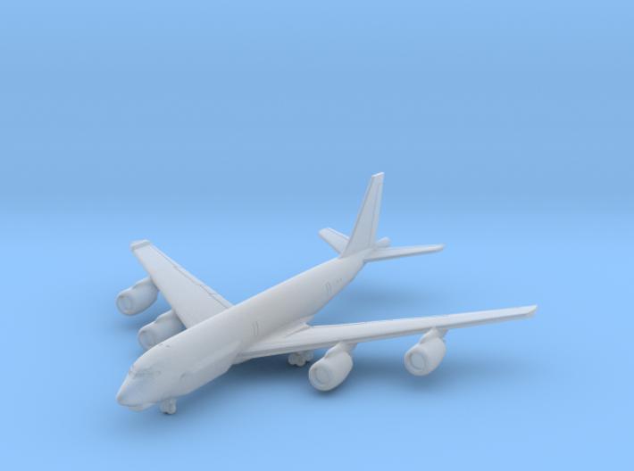 1/700 RC-135U w/gear (FUD) 3d printed