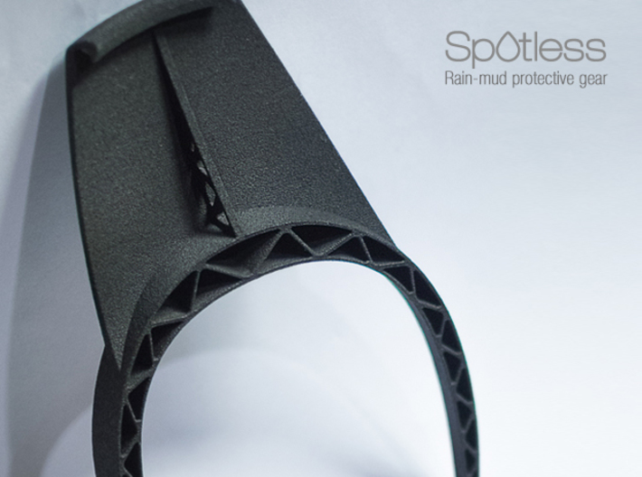 SPOTLESS  Rain-mud, protective gear SIZE 10(US) 3d printed
