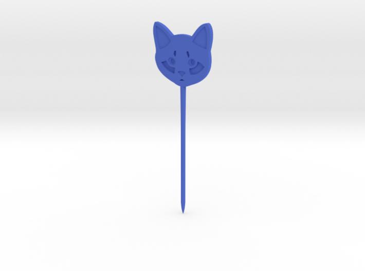 Cat Hair Pin 3d printed