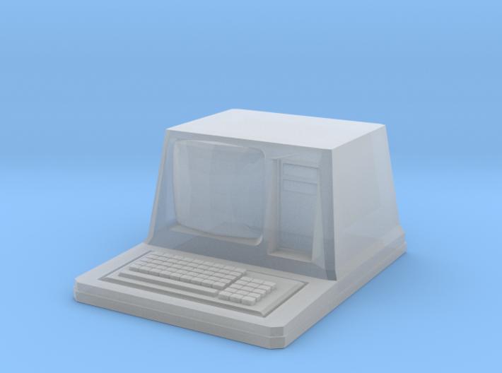 Joe time compatable computer 1/18 3d printed