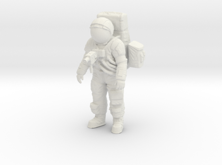 1: 16 Apollo Astronaut a7lb Type Nr ll 3d printed