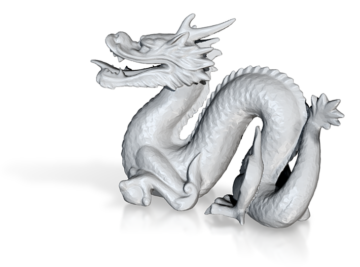 Another Dragon 3d printed