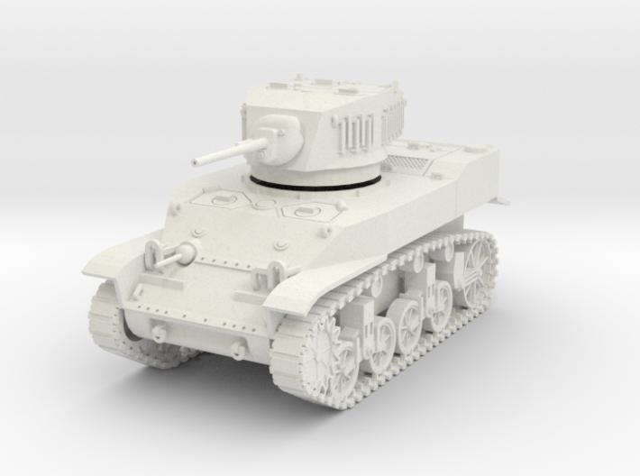 PV91 M5A1 Light Tank (1/48) 3d printed