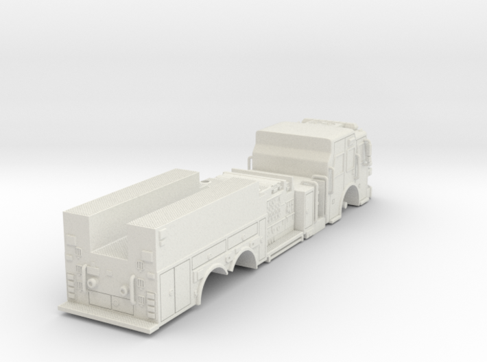 1/87 Stuphen Bayonne IMTT Tanker/Ladder 3d printed