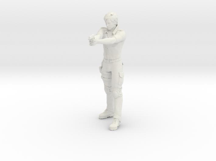 Rei: Zombie Hunter [Kaspar Wasp Wriggley] model ki 3d printed