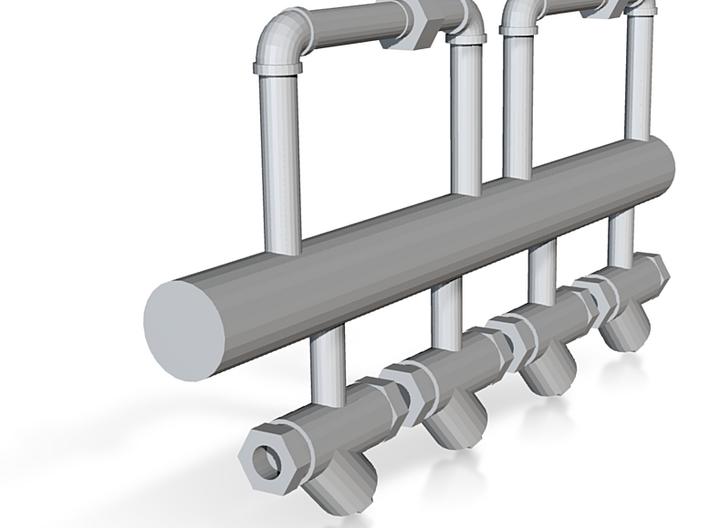 Pipe-fittings 3d printed