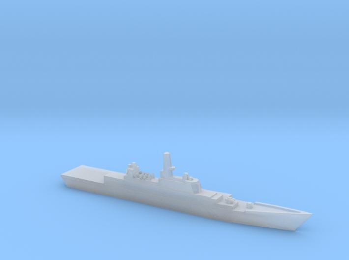 Strike Cruiser MK II, 1/6000 3d printed