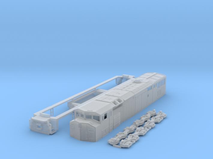TT Scale Dash 8-40cm 3d printed
