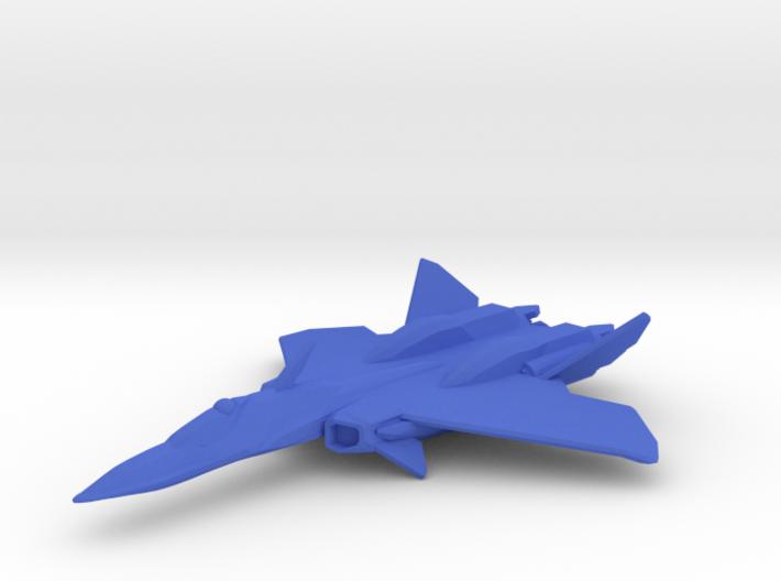 YF-21 Omega 1 1/200 3d printed